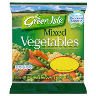 Green Isle Mixed Vegetables