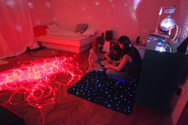 Camera senzorială Cuib after-school