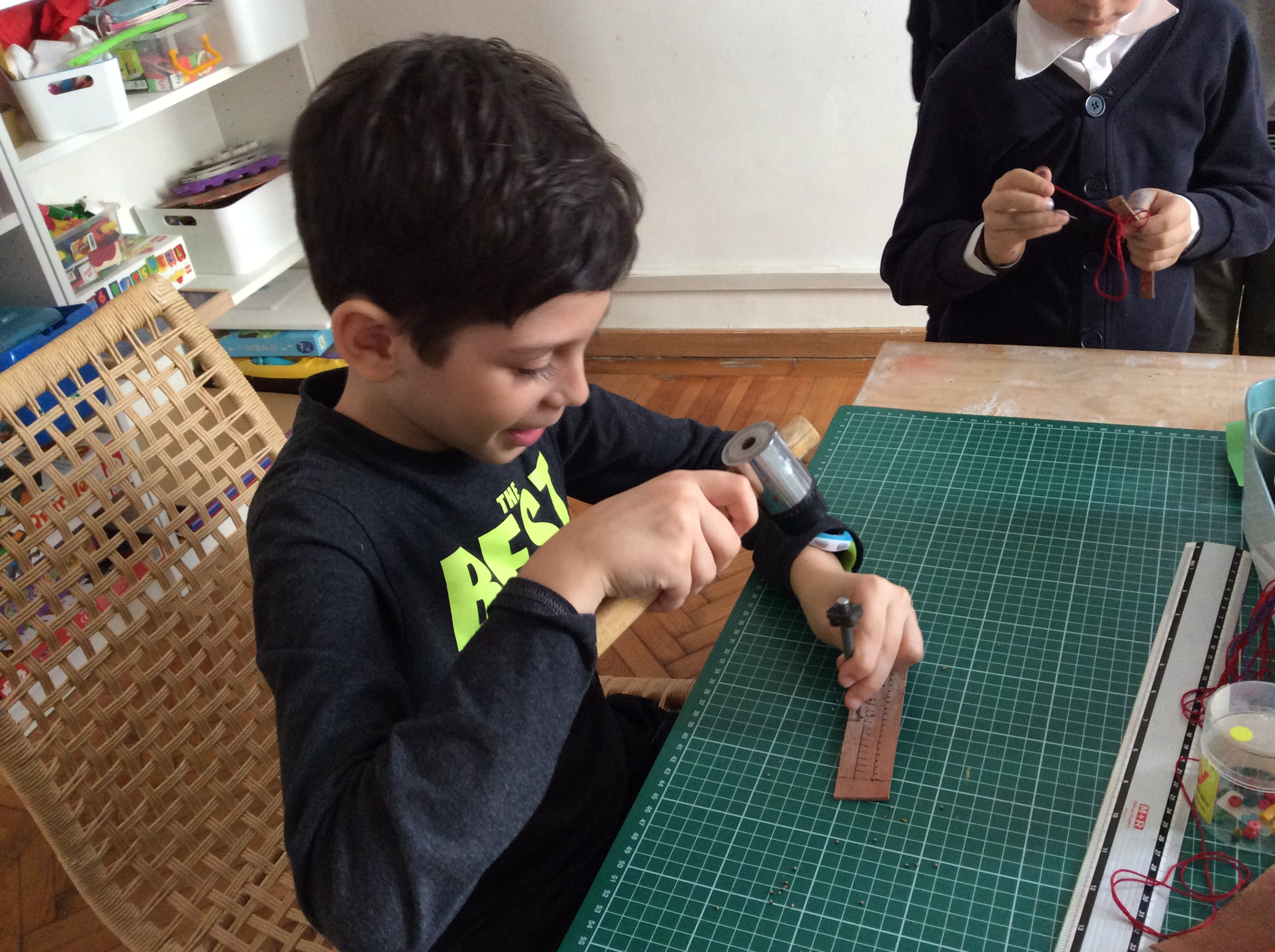 bricolaj Cuib after-school