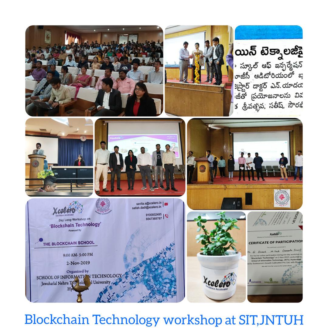 Blockchain Technology Workshop 2-Nov-19.