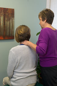 Chiropractic evaluation of an adult