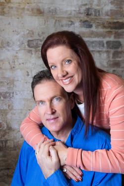 Mark and Lynn