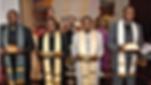 Pastor innuguration