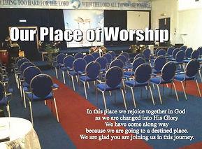 Life Changers Church Hall