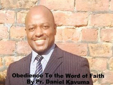Obedience to the Word of Faith - audio