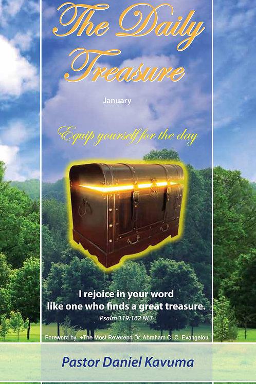 JANUARY DAILY TREASURE DEVOTIONAL - ebook