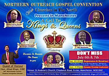 northern outreach gospel convention