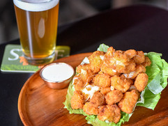 Wisconsin Cheese Curds