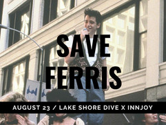 Save Ferris, Save The Date