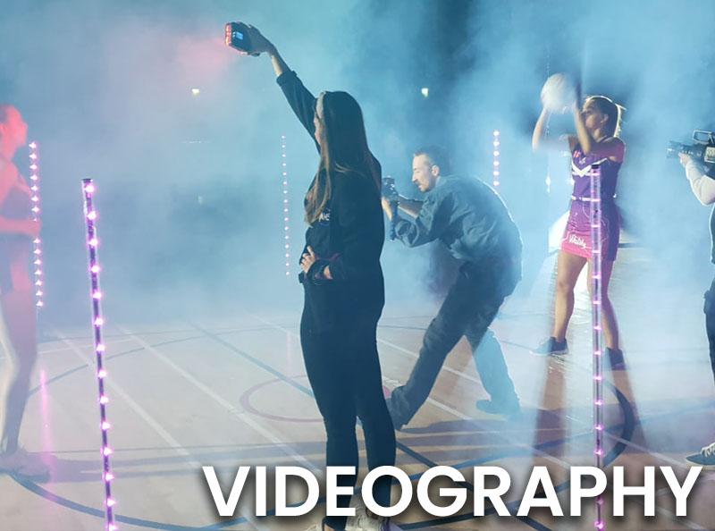 VIDEOGRAPHY *