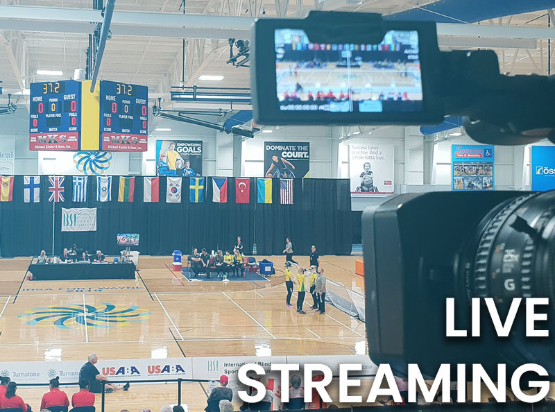 LIVE STREAMING *