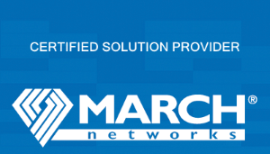 March Networks cctv certified