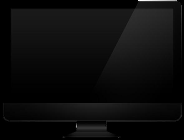CCTV Flat Screen