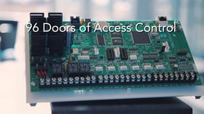 96 Doors Of Access Control