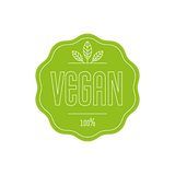Badge vegan 1