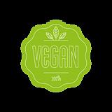Badge vegan 1