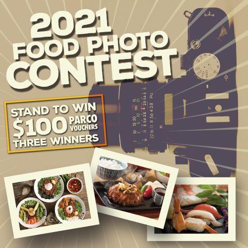 Japanese food photo contest