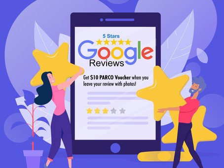 Give us your review on Google!