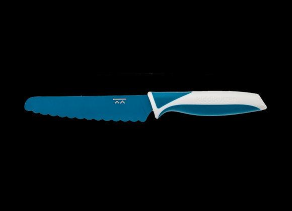 Couteau enfant bleu - KiddiKutter
