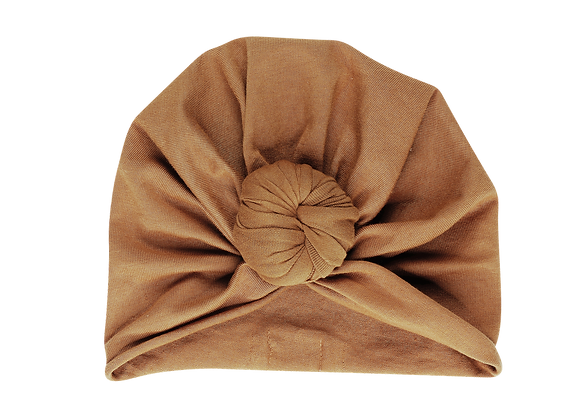 Turban beanie nut - Bonjour Little