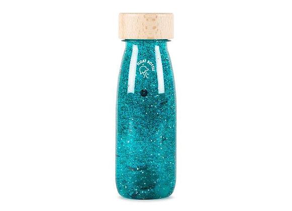 Bouteille sensorielle turquoise - Petit Boum