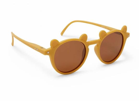 Lunettes de soleil Mustard gold - Konges Slojd