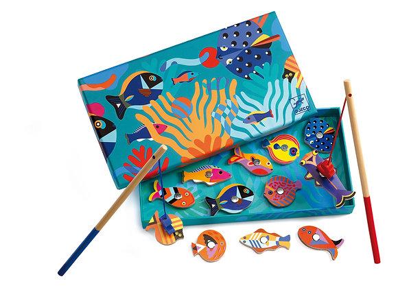 Pêche à la ligne magnétique Graphic - Djeco