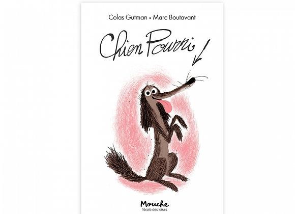 Livre Chien Pourri de Gutman-Boutavant Ecole des loisirs - Moulin Roty