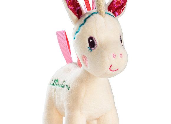 Mini peluche Louise la licorne - Lilliputiens