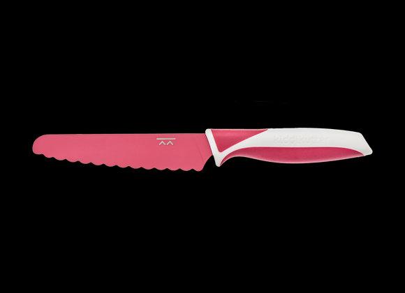 Couteau enfant vieux rose - KiddiKutter