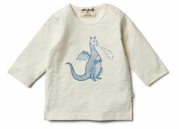 T-shirt dragon - Wilson & Frenchy