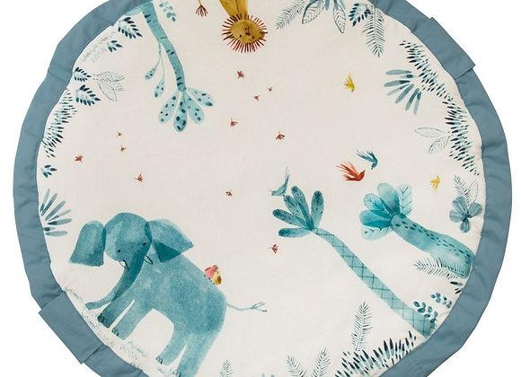 Sac à Jouet / Tapis de Jeu Sous mon baobab - Moulin Roty et Play&go