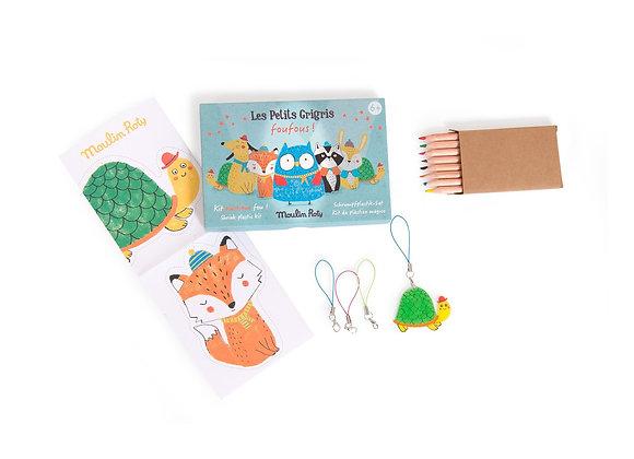 Kit plastique fou Les petites merveilles - Moulin Roty
