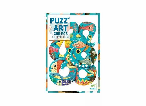 Octopus Puzz'art 350 pièces - Djeco
