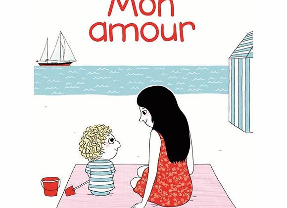 Livre Mon amour - Albin Michel
