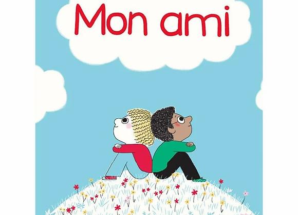 Livre Mon ami - Albin Michel