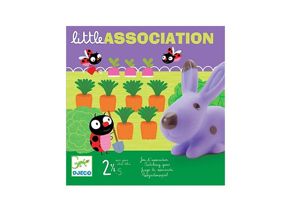 Jeu Little association - Djeco