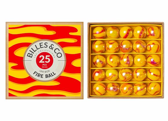Uni box Fire Ball - Billes&Co