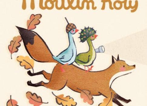 Boîte de 3 disques pour lampe à histoires Le Voyage d'Olga - Moulin Roty