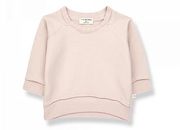 Tristan sweatshirt rose - 1+ in the family