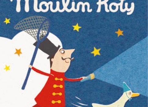 Boîte de 3 disques pour lampe à histoires Les Petites Merveilles - Moulin Roty