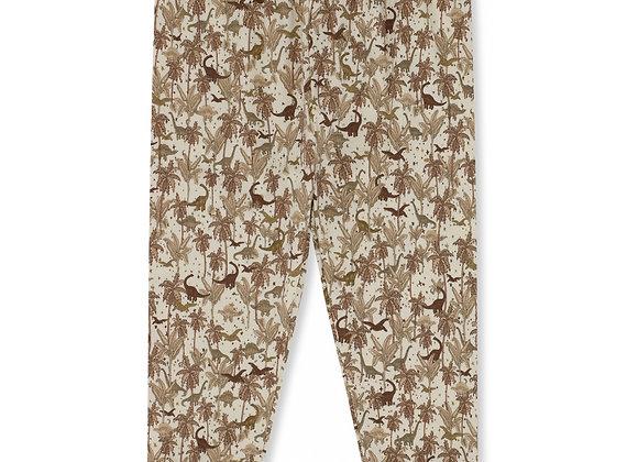 Pantalon nouveau né dino - Konges Slojd