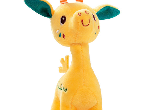 Mini peluche Zia la girafe - Lilliputiens