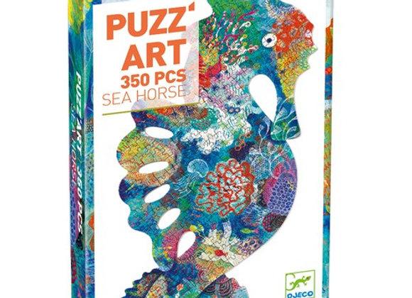 Puzz'art Sea Horse 350 pcs - Djeco