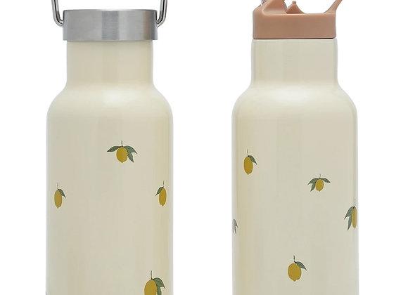 Gourde Isotherme Citron 350 ml - Konges Sløjd