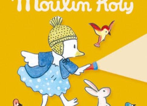 Boîte de 3 disques pour lampe à histoires La Grande Famille - Moulin Roty