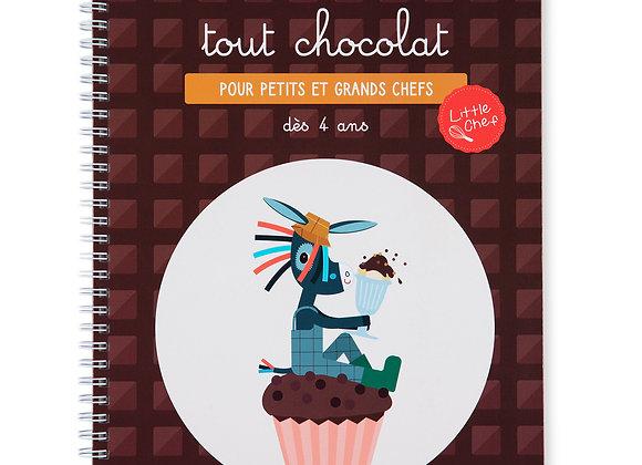 Livre de recettes Mes premières recettes tout chocolat - Lilliputiens