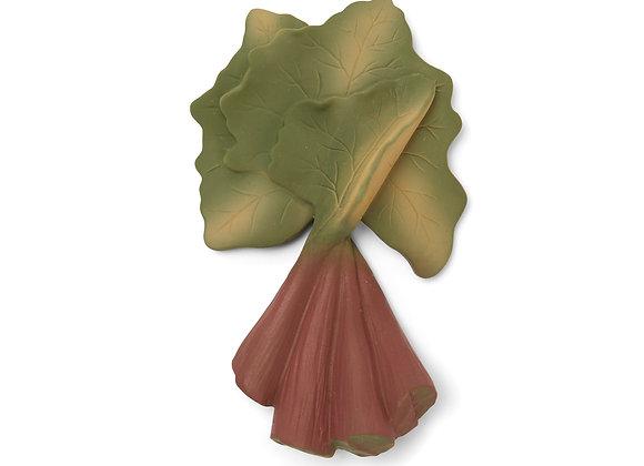 Jouet de dentition Rhubarbe - Konges Slojd