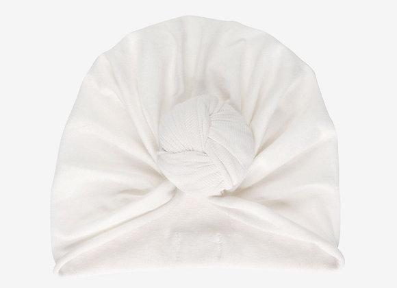 Turban beanie whipped cream - Bonjour Little