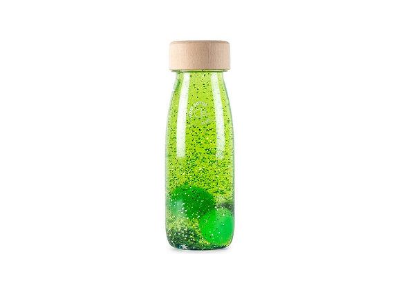 Bouteille sensorielle verte - Petit Boum